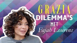 Dilemma's met Fajah Lourens