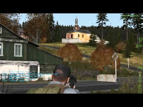 DayZ Derp Squad - Carport & Hacker Wipes Out Squad