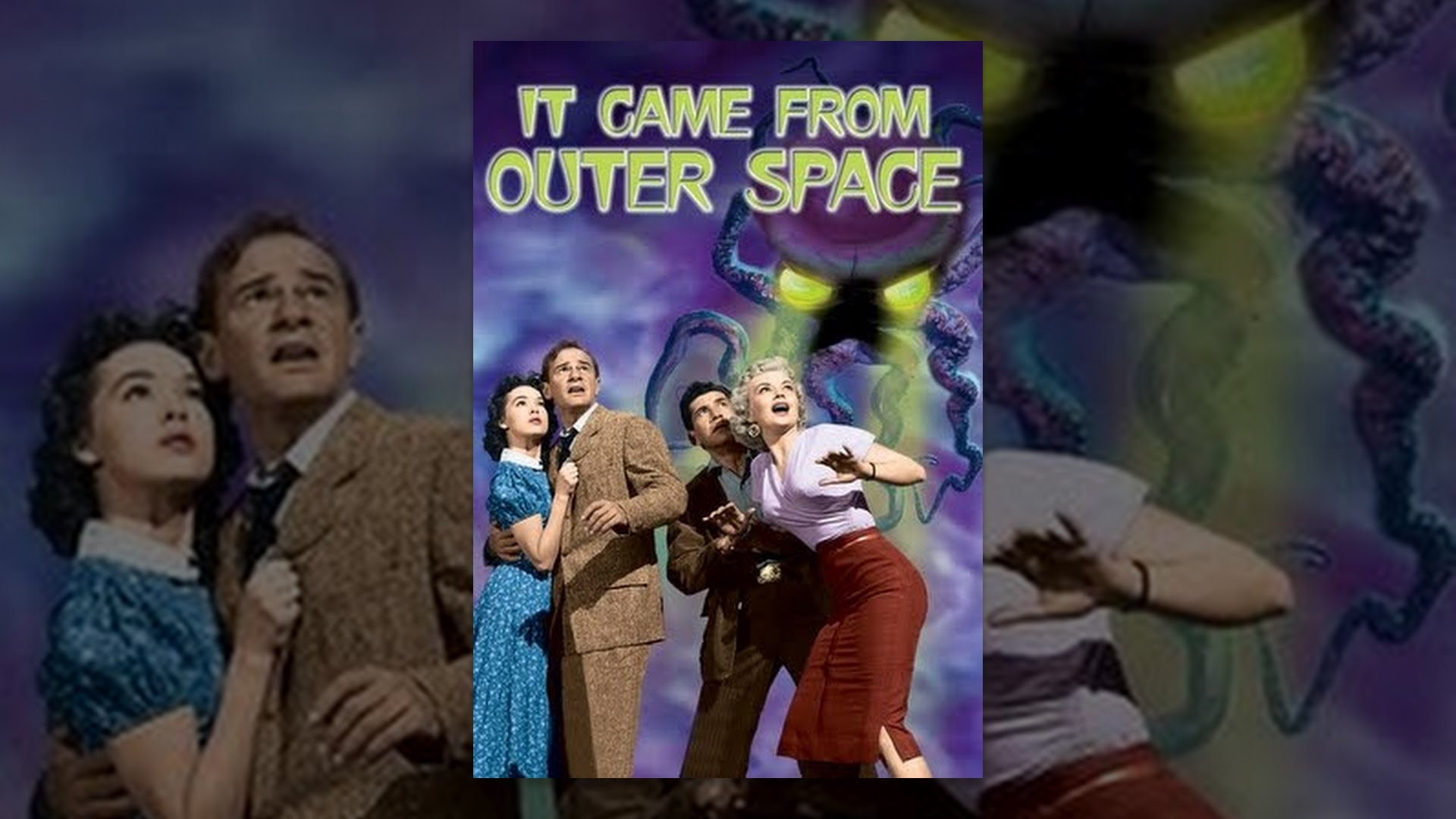 It came from outer space youtube for Watch it came from outer space