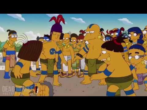 Los Simpsons   La Casita Del Terror XXVIII  Especial 1H Temporada 28   Español Latino HD