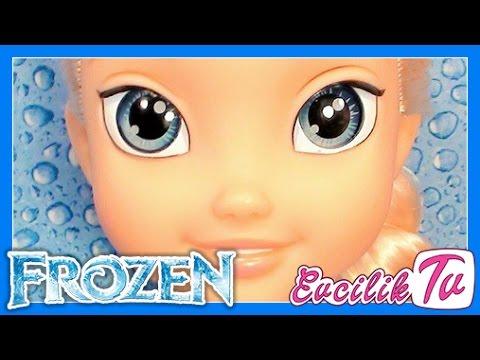 sarki soyleyen elsa bebek karlar ulkesi oyuncaklari evciliktv