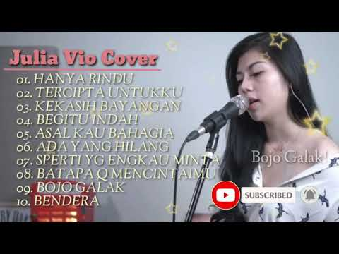 Download JULIA VIO - FULL ALBUM COVER TERBARU 2019 JULIA VIO - HANYA RINDU, KEKASIH BAYANGAN, BOJO GALAK..... Mp4 baru