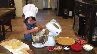 Cooking with Cambria - Strawberry Cheesecake - 977152-1 thumbnail