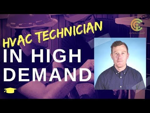 HVAC Training - HVAC Technicians in High Demand - InterCoast Colleges