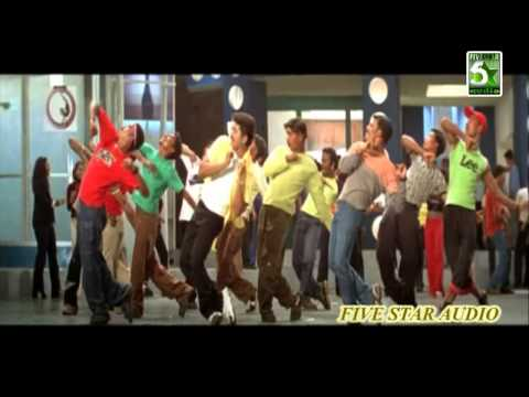 Aal Thotta Boopathy Video Song |  Youth | Manisharma