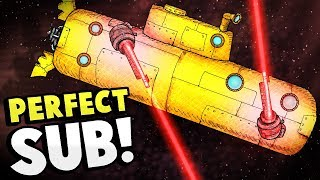 The PERFECT Submarine! - Best Weapons, Mods, & Upgrades! - We Need To Go Deeper Gameplay NEW Update