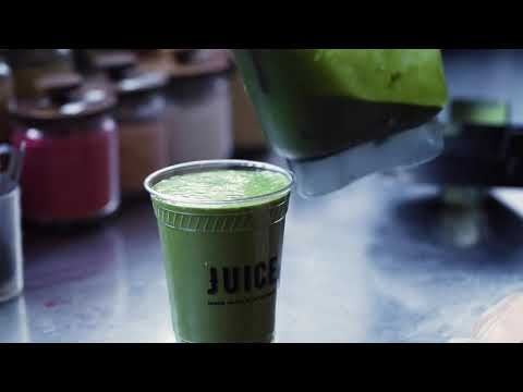 Chicago's Best Juice Bar Experience