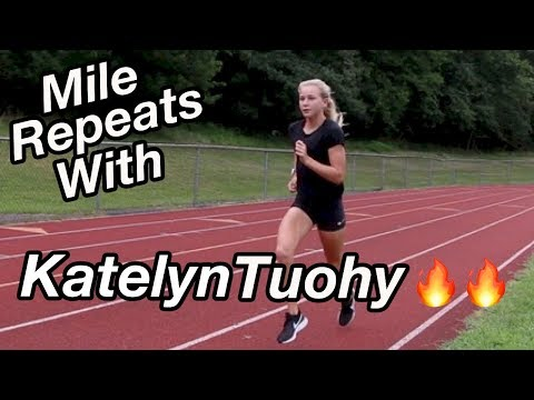 Workout Wednesday: 5:30 Pace With Katelyn Tuohy