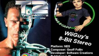 Terminator 2: Judgment Day (NES) Soundtrack - 8BitStereo