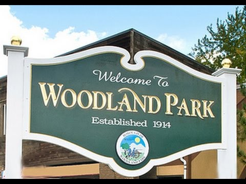 A video of the perimeter of Woodland Park N.J. my hometown.