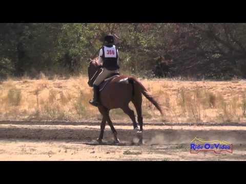 306XC Katherine Hill on Phoenix Promiscuous Intro Cross Country Twin Rivers Ranch Sept 2014