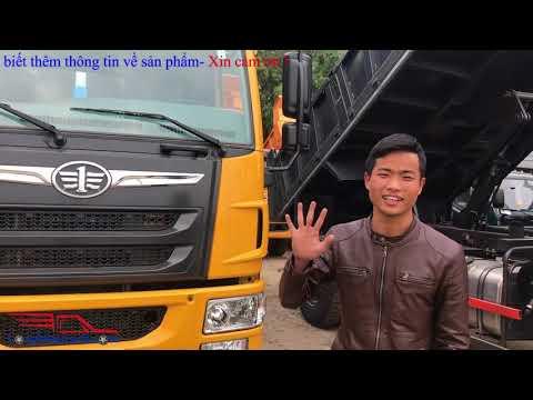 Xe tải ben Trường Giang Dongfeng 7.7 tấn Cabin FAW ( mới ) LH0986388885
