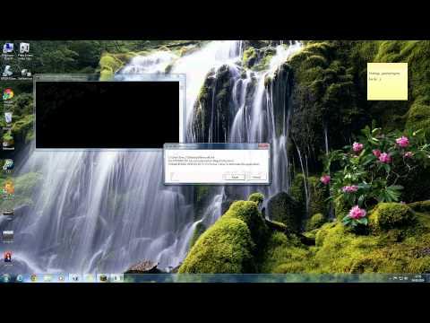 Hata 16 Bit MS-DOS Subystem