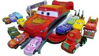 카3 장난감 맥퀸 트랜스포밍 플레이세트 Disney Pixar Cars 3 Transforming Lighting Mcqueen Playset cars toy