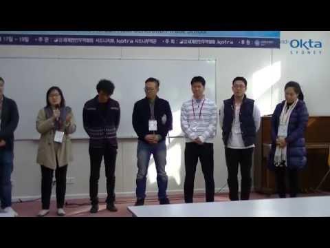 월드옥타 시드니 차세대 무역스쿨 12기 소개 동영상 World OKTA Trade school 12th Sydney Australia Introduction video