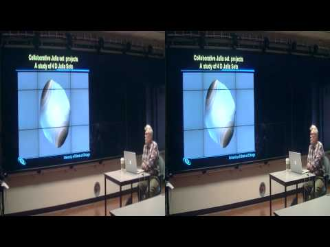 Dan Sandin: Artists and The Scientific Research Environment (Part 2)