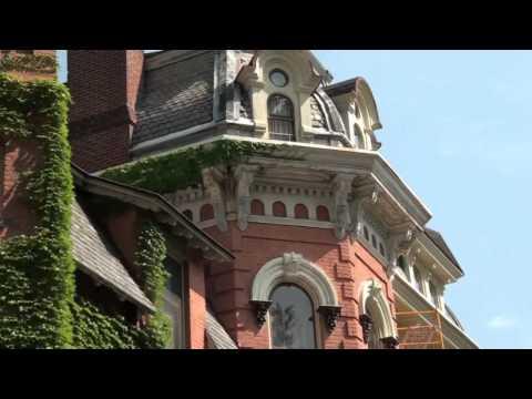Harry Packer Mansion, Jim Thorpe PA