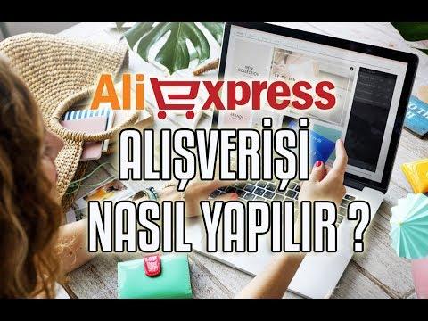Aliexpress'ten Nasıl Alışveriş Yapılır ? - BEN NELER ALDIM ?