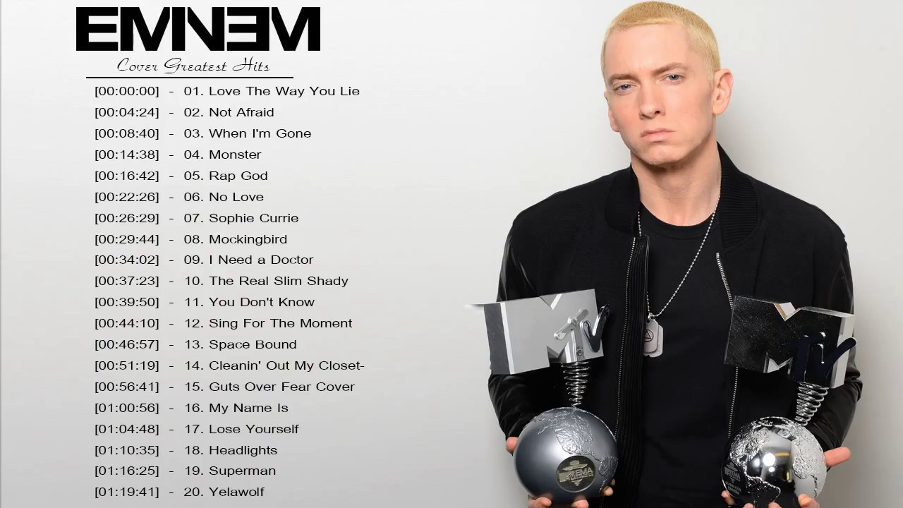 Eminem Greatest