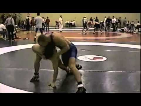 2002 Brock Duals Match 10