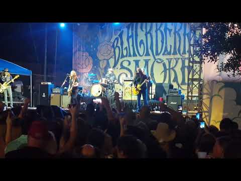 Blackberry Smoke, I Can Feel a Good one Coming on. Mobile, Alabama 9/29/17