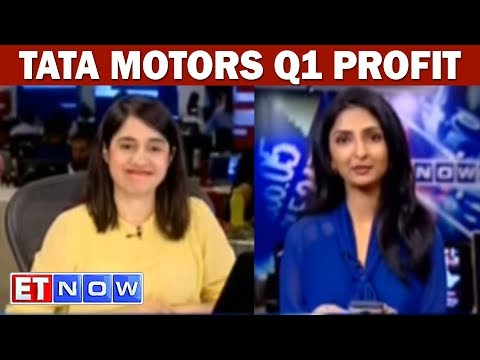 Tata Motors Q1 Profit Rises 42% Despite 10% Fall In JLR Revenue