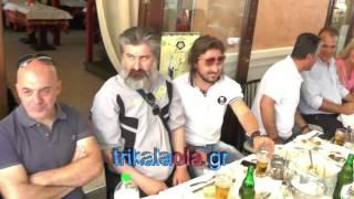 ΕΚΑΒ Τρικάλων Αθηνών αγώνας μνήμη Μπακάλη Θανάση γεύμα απονομές 4 6 2016