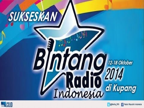GRAND FINAL BINTANG RADIO INDONESIA 2014 PART 01