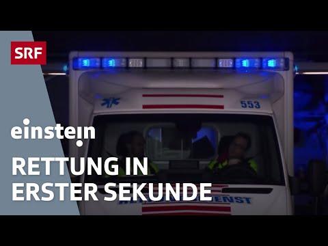 Rettung in erster Sekunde - Einstein vom 14. April 2016