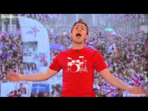 Russell Howards version of God Save The Queen May 5th 2011HD