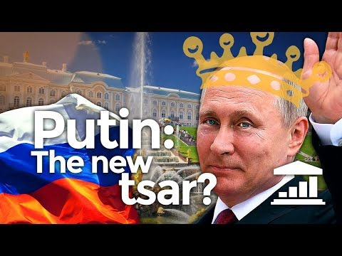 How Far Does Putin's Power Go? - VisualPolitik EN