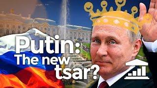How Far Does Putin's Power Go? - VisualPolitik EN