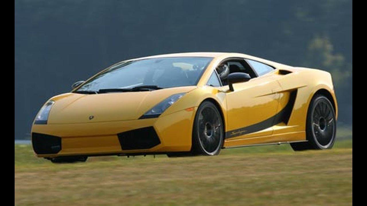 2008 Lamborghini Gallardo Superleggera Car And Driver Youtube