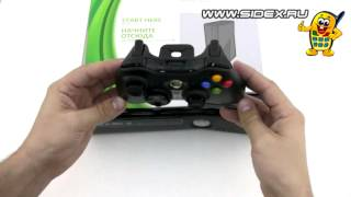 Видео обзор Xbox 360 slim 250Gb.VOB