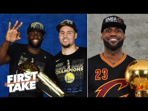 The Warriors' Finals streak is more impressive than LeBron's – Stephen A. | First Take