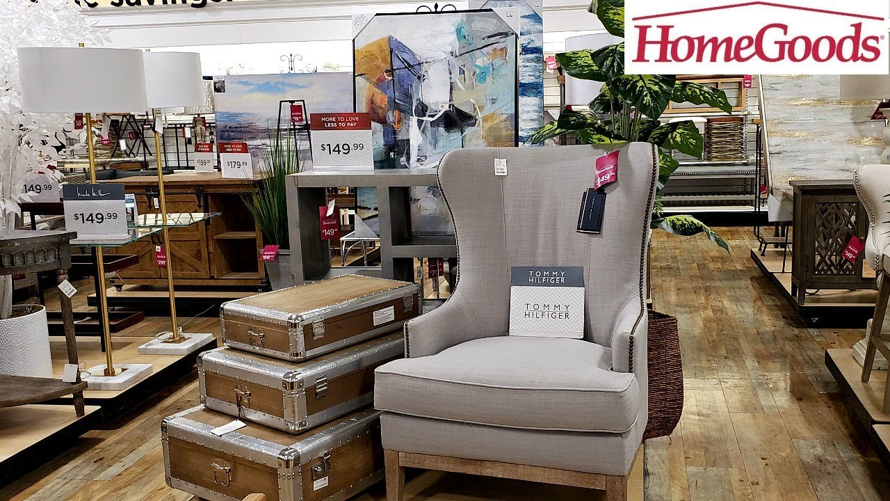 Homegoods Home Furniture Decor Ideas April Walk Through