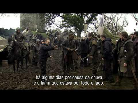 """Syfy Report """"A Guerra dos Tronos"""", por detrás das câmaras, Belfast"""