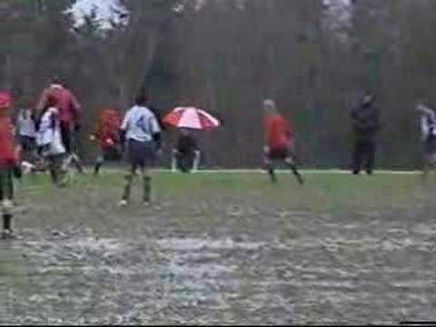 Bainbridge Is. soccer in the mud, 2001