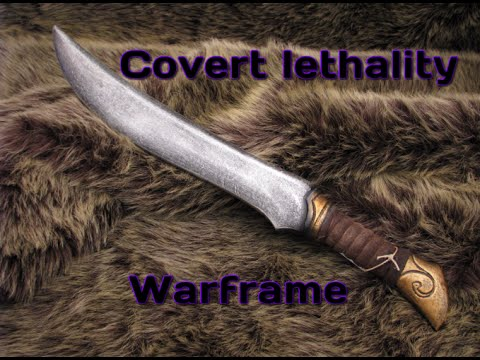 Warframe | Lethalité furtive