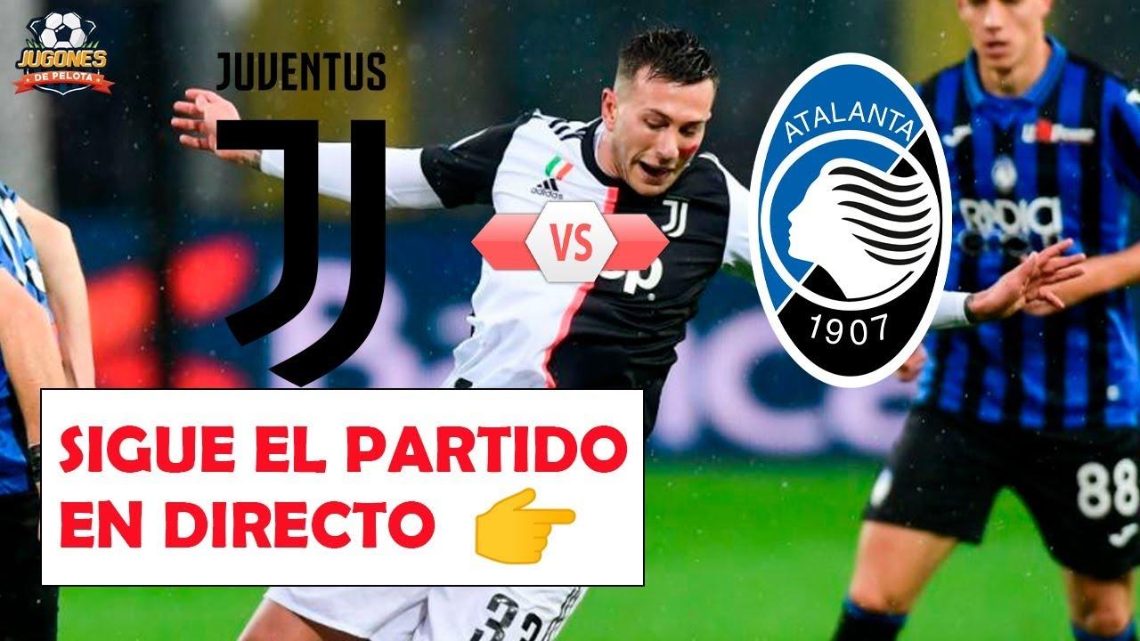 [NARRACIÓN]  Juventus 2-2 Atalanta - Serie A Italia - Jornada 32 /En Vivo