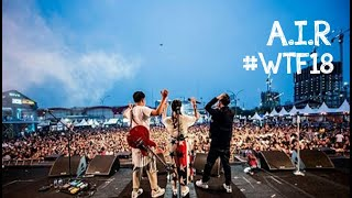 Rendy Pandugo Afgan Isyana Tom Misch Live at We The Fest 2018 MP3