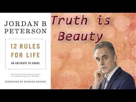jordan-b.-peterson---12-rules-for-life---an-antidote-to-chaos---book-review