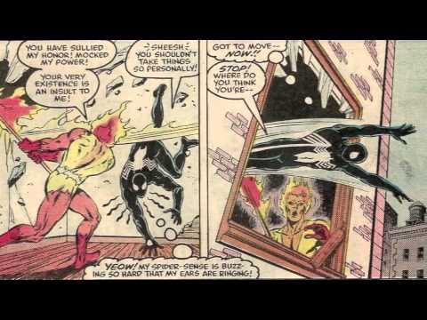 spider man vs firelord youtube