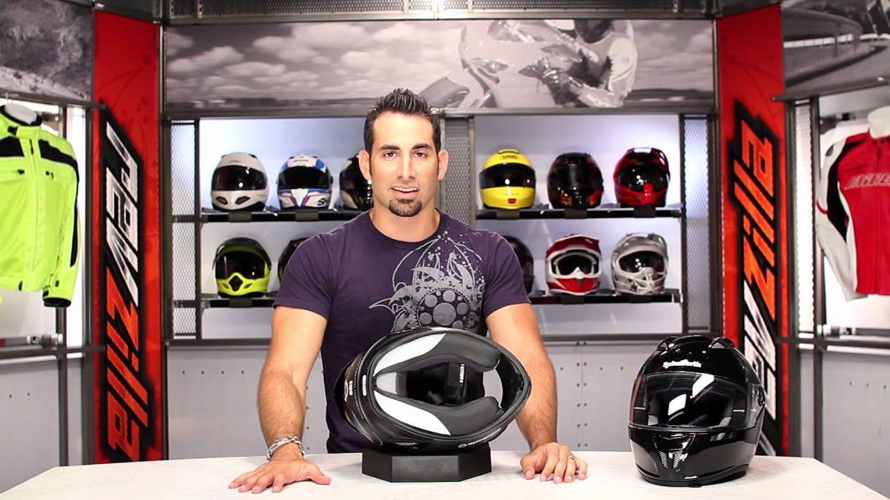 efea50dc Schuberth SR1 Helmet Review at RevZilla.com - YouTube