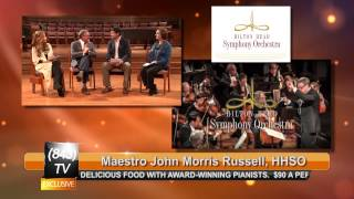 843TV | Maestro John Morris Russell, HH Symphony Orchestra | 11-18-2014 | Only on WHHI-TV