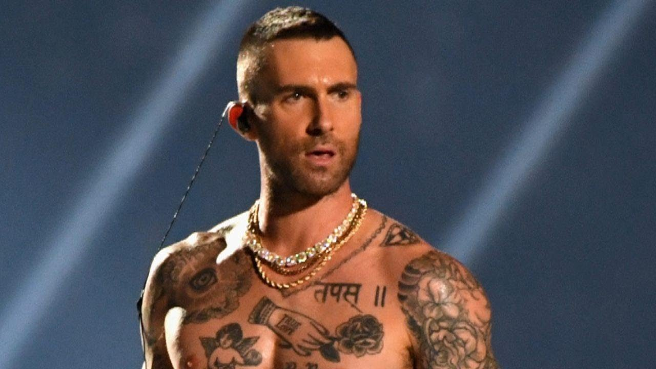 Image result for adam levine shirtless you tube