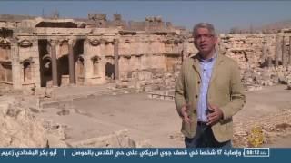 البعد التاريخي والفني لبعلبك اللبنانية