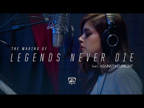Making Of Legends Never Die | Worlds 2017 - League of Legends