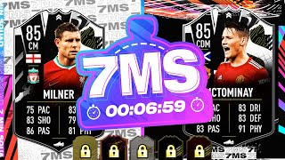 SUPER SUNDAY EDITION!! MILNER VS MCTOMINAY 7 MINUTE SQUAD BUILDER!! FIFA 21 ULTIMATE TEAM