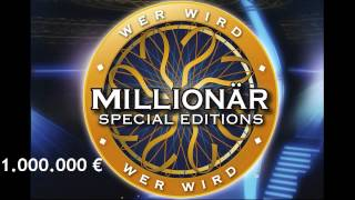 Wer wird Millionär Soundtracks [11] - 1.000.000 €
